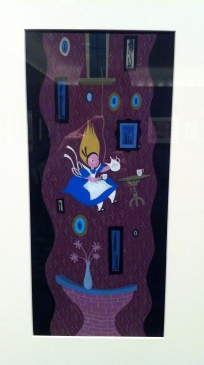 Mary Blair's Alice.